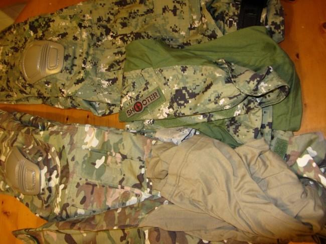 Evolution Gear uniform