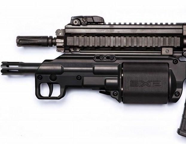 CRYE Precision SIX12 HK416