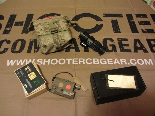 ShooterCBGear Pedido Enero