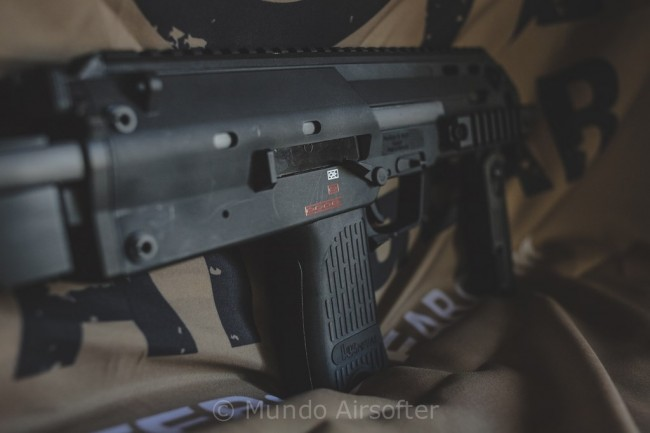 Review WE MP7 GBB