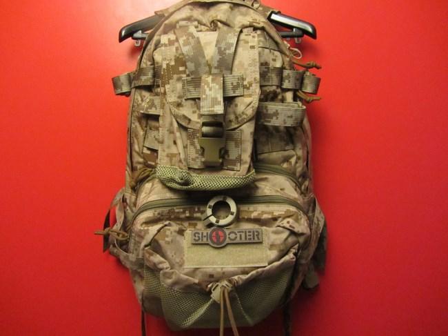 FLYYE Jumpable Backpack