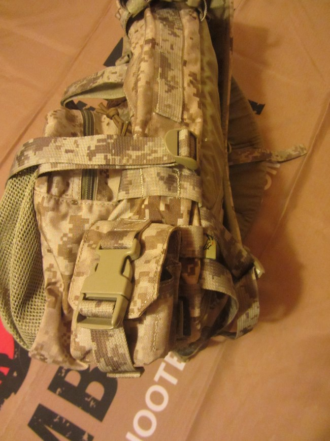 MOLLE Pouch Jumpable