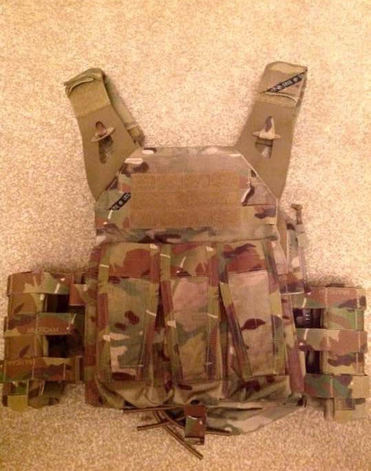 JPC 2.0 Multicam plate carrier