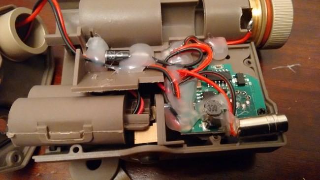 FMA AnPeq electronic