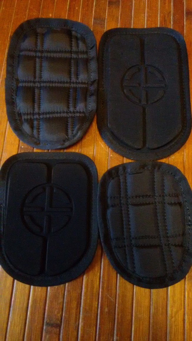 Padded foam for CPC
