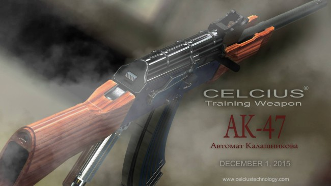 Celcius Technology AKM Prototype