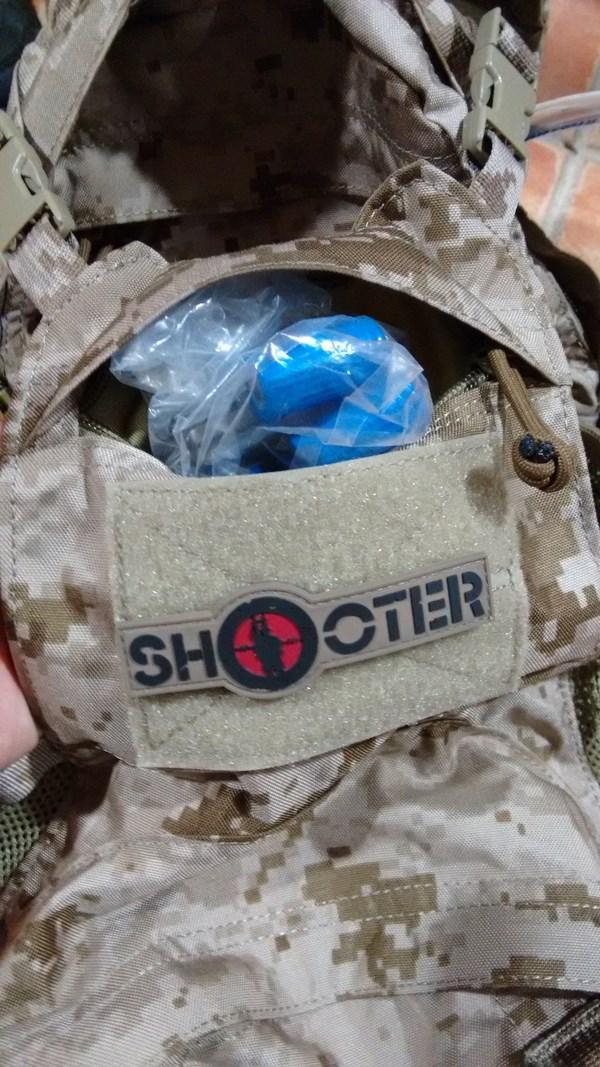 DMAP outer mini pocket