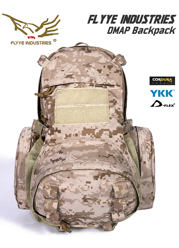 Flyye DMAP backpack
