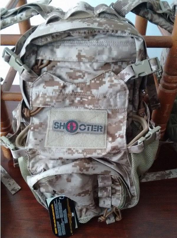 FLYYE Beavertail backpack
