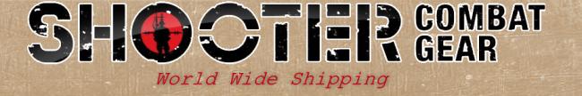 ShooterCVBGear Store Logo