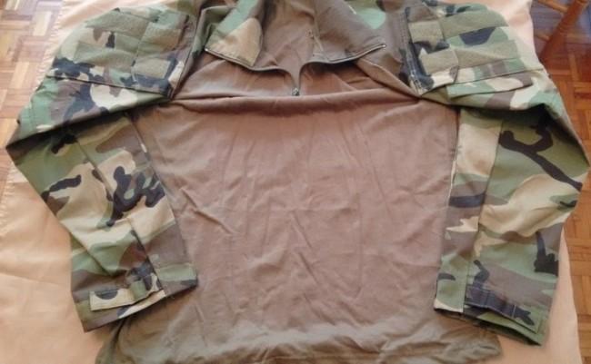 Camisa Delta Tactics Combat GEN3