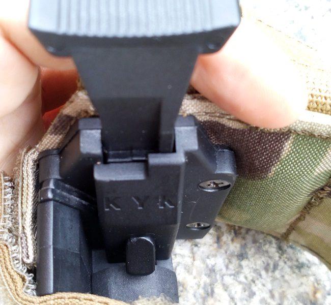 Mecanismo Universal Pistol Holster