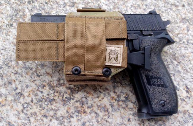 Universal Pistol Holster P226