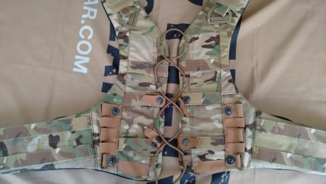 Emerson Adaptive Vest harness