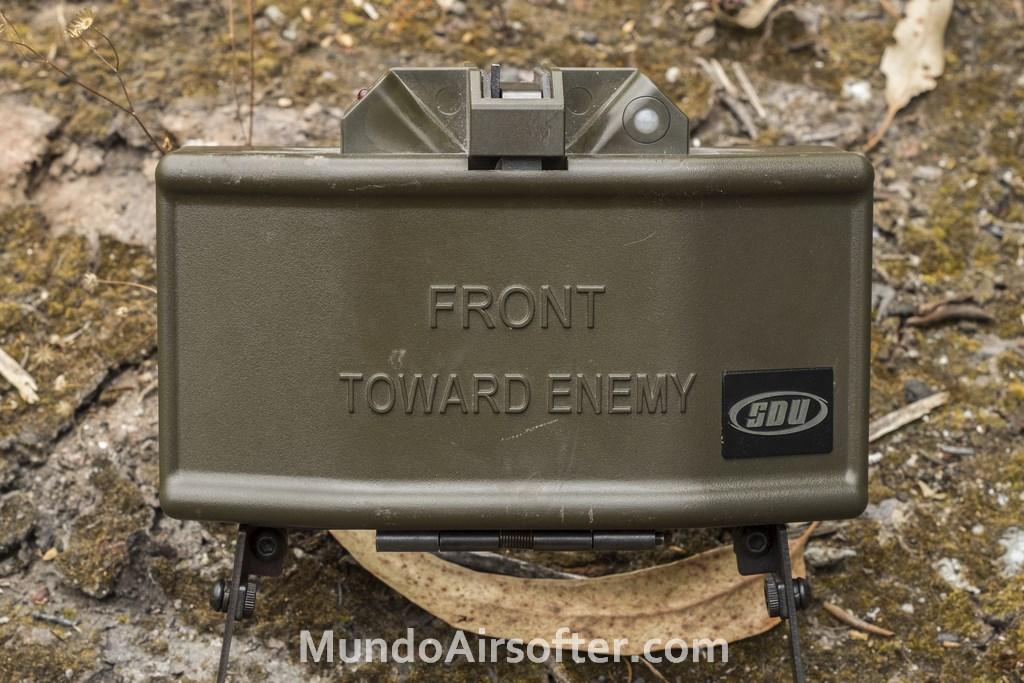 SDU Claymore M18 Landmine