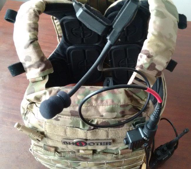 MH180V AVS Vest