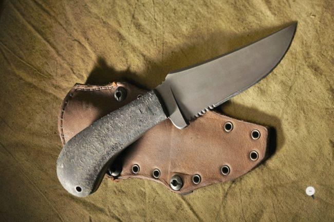 WK belt knife