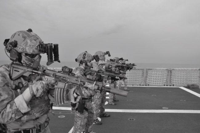 Armamento FGNE HK416 A5