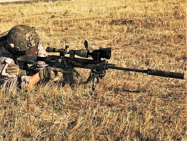 Armamento FGNE HK417