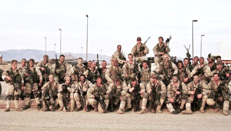 Task Force Bruiser Seal Team Ramadi 2006