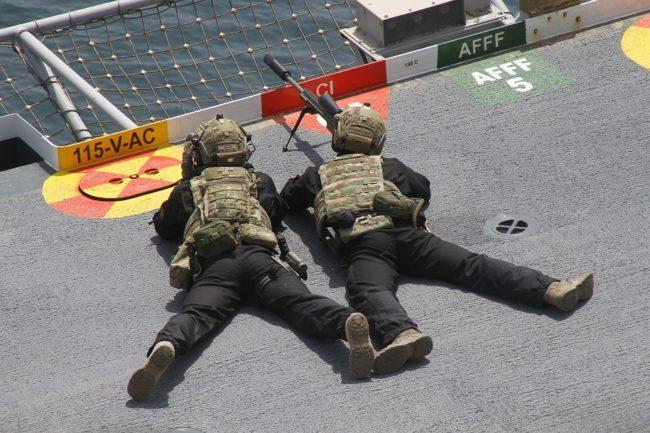 FGNE Binomio sniper