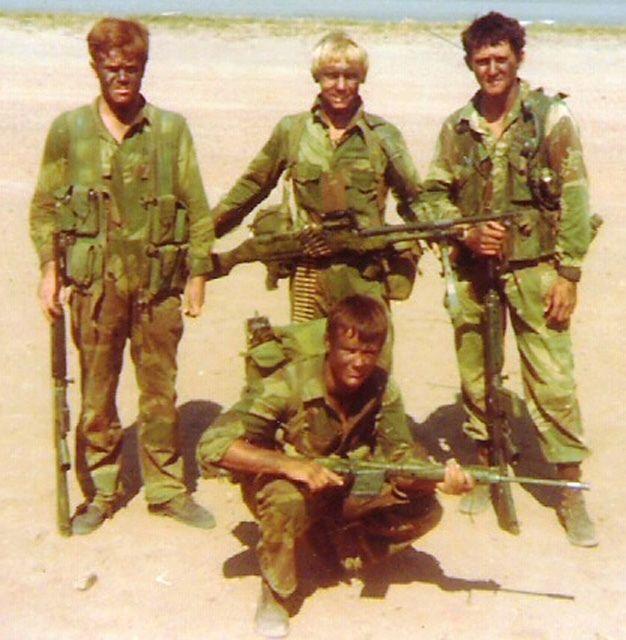 Rhodesian Selous Scouts