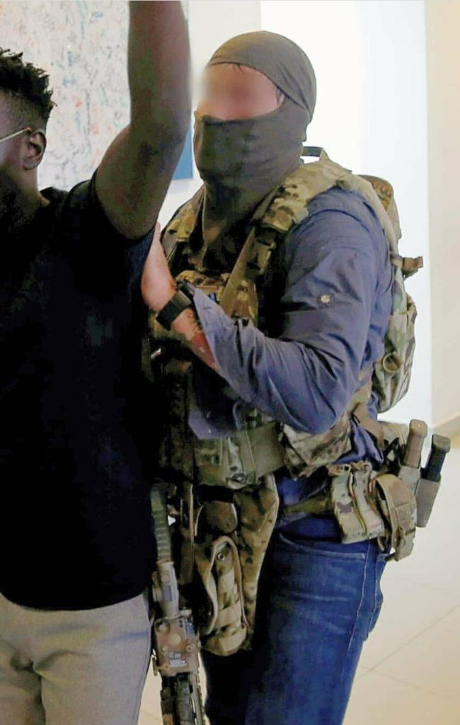 Kitlist Obi-Wan Nairobi SAS