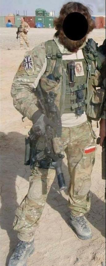 SAS Assault Vest