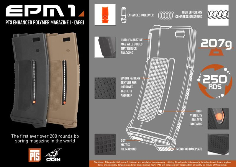 Enhanced Polymer Magazine One