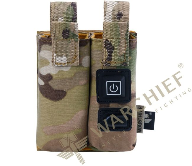 Warchief heated pouch