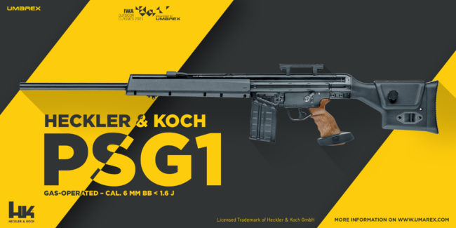 PSG-1 GBB