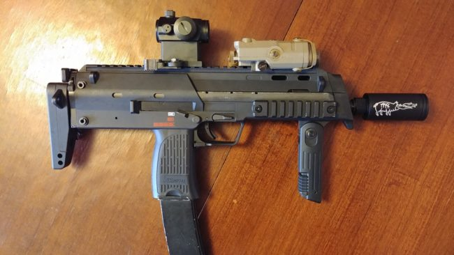 MP7 Tracer