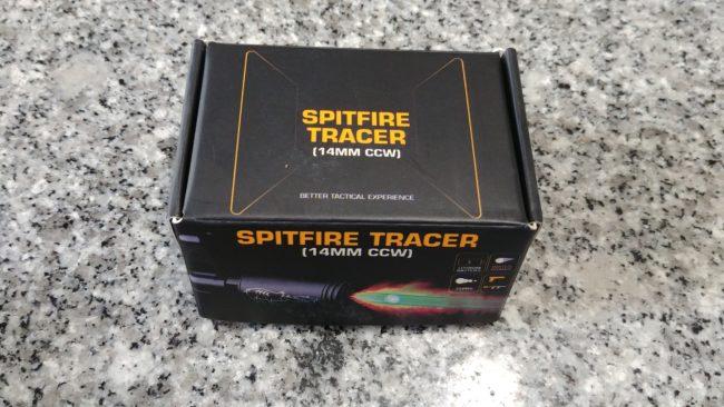 Trazador Spitfire